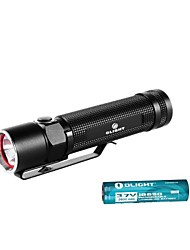 Olight s20-l2 testimone side-switch variabile di uscita ha condotto la torcia elettrica 550 lumen magnete, con la batteria 2600mAh