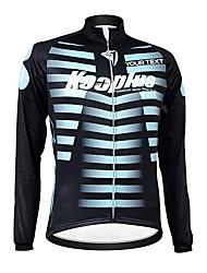 Jerseyes/Personalizada ( Negro/AzulTranspirable/Cremallera impermeable/Listo para vestir/Resistente al Viento/Mantiene abrigado/Bandas
