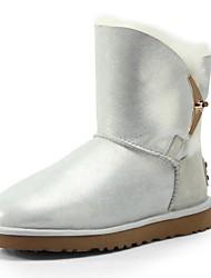 damesschoenen komanic ronde neus snowboots platform halverwege de kuit laarzen met slip-on meer kleuren beschikbaar