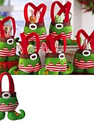 Christmas Elf Candy Gift Bags