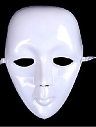 Paper Material Fancy Dress Party Halloween Mask (Random Color)