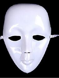 matériau papier déguisements de partie de masque de Halloween (couleur aléatoire)
