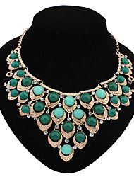 Colorful day  Women's European and American fashion necklace-0526007