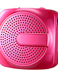 Loudspeaker Voice Amplifier Megaphone SD for Teachers Tour Guide Support USB MP3 FM NEWONLINE N90