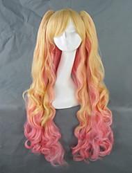 Rozen maiden kirakishou Mischfarbe lockige cosplay Perücke