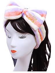 бантом шарф волос группа волосы красоты косметика стиральная инструмент многоцветная случайно FD001