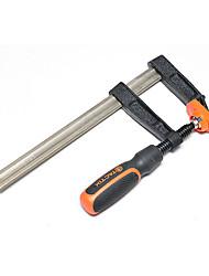 150 * 50 mm f en forma de abrazadera manual die carpintería abrazadera de tornillo de mano clip de retención tactix