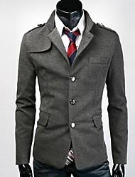 Men's Small Suit Collar Tunic