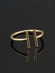 Women's European  Fashion  Copper Knuckle Ring (1 Pc)