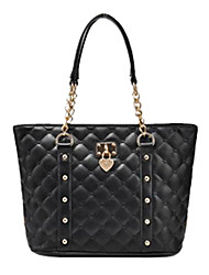 Women's Casual Fashion Chain Shoulder  Quilted Handbags