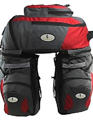 Bike Bag 75LPanniers & Rack Trunk / Pack CoversWaterproof / Quick Dry / Rain-Proof / Reflective Strip / Dust Proof / Moistureproof /