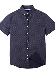 Patterns Short Sleeve Shirt