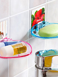 Soap Dishes Toilet Plastic / Silicone Multi-function