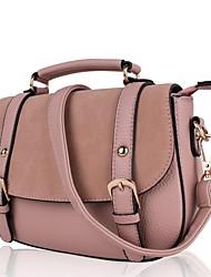 Oxygene Monde® Women's Matt & Shinny Cross Body Bag