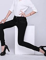 Women's Black Jeans Pants , Casual