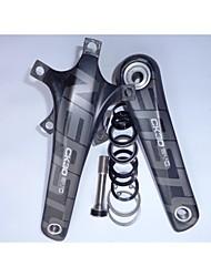 de fibra de carbono bielas de pedalier BB30 de fibra de carbono bicicleta de carretera bielas decaled nt-CK01