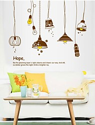 Wall Stickers Wall Decals, Home Decoration Droplight Poster Murals PVCWall Stickers