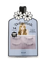 Koji Dolly Wink False Lower Eye Lashes (No.14 Natural Cute)