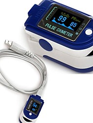 Refers to the clip-on oximetry CMS50d+USB connection of computer software with heart rate detector can be uploaded