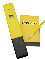 water ph tester pen soort (± 0,1) automatische temperatuurcompensatie puxicoo PH01