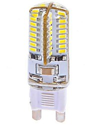 3W G9 LED Corn Lights T 64 SMD 3014 360 lm Cool White AC 100-240 V