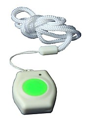 Necklace Panic Button for Home Alarm System