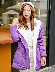 Women's Fashion Hoodies Down Coat(More Colors)