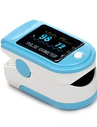 Contec CMS50D refers to the clip-on oximetry Pulse oximeter blood oxygen saturation meter