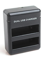 YuanBoTong   Dual Digital Video Camera Charger for Gopro AHDBT-401 Battery