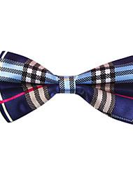 многоцветный проверил галстук