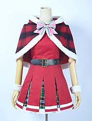 Love Live! School Idol Festival SR Card NiKo Yazawa Cosplay Christmas Costume