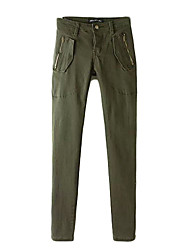 Castiel Barry Women's  New Fitted Cargo Pants