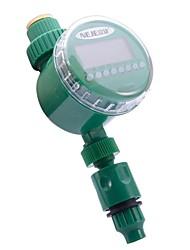 neje système d'irrigation de la minuterie de l'eau lcd de jardin électronique
