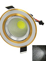 3W 270lm LED White Light лампа потолка (AC 85 ~ 265V)