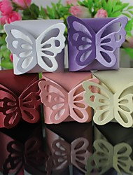 12pcs Gorgeous Butterfly Favor Gift Candy Boxes Gift Chocolate Packaging Wedding Party Baby Shower Decorations