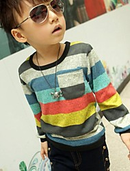 Boy's Cotton Tee , Spring/Fall Long Sleeve
