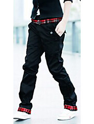 Leisure Custom Fit Straight Trousers