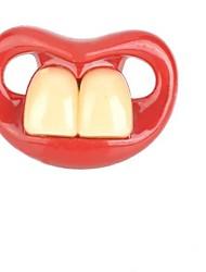 Buck Teeth Style Baby's Nipple Pacifier