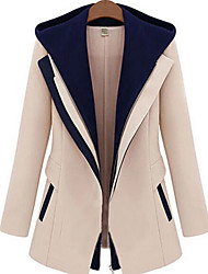 мода все соответствует комфортное пальто