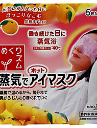 Kao  Steam Eye Mask (Citron) 5pcs