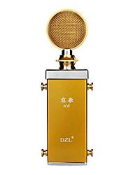DZL K6 bedrade condensator microfoon geluidsopname-apparatuur voor computers en karaoke