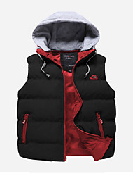 Men's Cotton Casual Warm Vest
