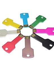 Key Shape 64GB USB Flash Drive Pen Drive