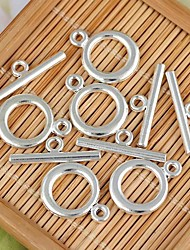 Silvering OT Jewellery Linkchain (5 Sets)