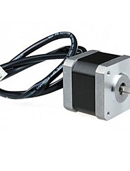 3D Accessaries Nema17 Stepper Motor with Skidproof Shafts,4-Lead Wire,1.8 Degree GT050