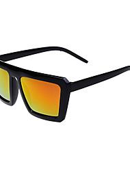 aluminio cuadrado antirreflectantes gafas de sol ligeras