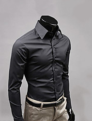 DS Men Casual Slim Shirt