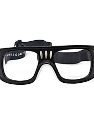 protección para los ojos con estilo para gafas deportivas de baloncesto Gafas de gafas de protección de seguridad para adultos duro marco