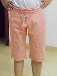 Men's Shorts Pure Linen
