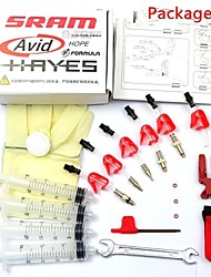 WEST BIKING®AVID Shimana Juicy Dot Hayes Disc Brake Bleed Kit  r1 RX K24 K18 J3 J5 J7 Cycling  Brake Bleed Kit